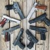 Home Defense Full-Size Pistols: Considerations, Characteristics, & Examples