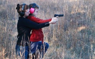 When Should You Teach Your Daughter to Shoot?