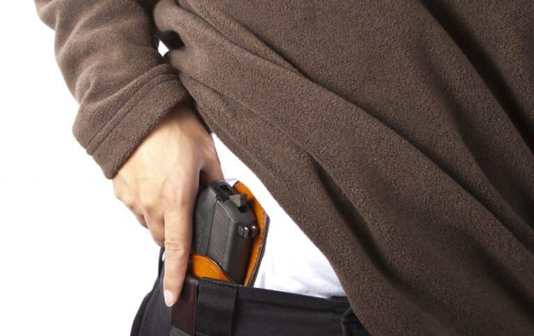 Brandishing A Gun Creates More Problems Than It Solves