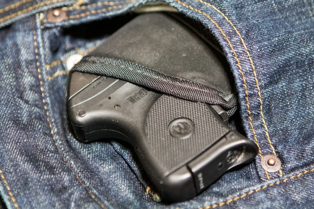 Why you need a Pocket Gun….Even if you don't Pocket Carry