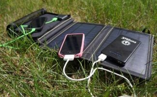 SunJack Solar Panel Battery Charger Review