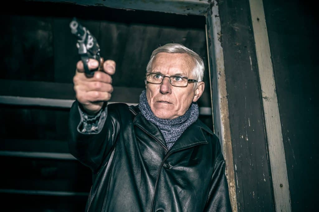 How Old Is 'Too Old To Carry A Concealed Gun'?