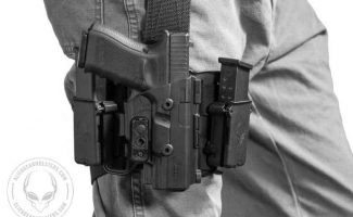 Alien Gear Holsters Releases Drop Leg Holsters
