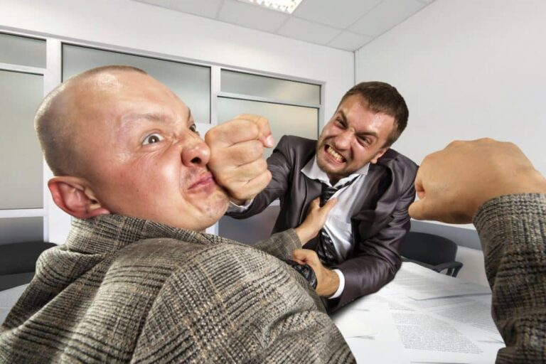 Have You Ever Backed Down From A Fight While Carrying Concealed?