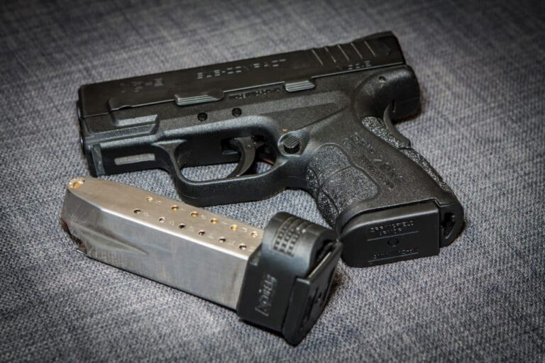 Extended Magazines – Concealed Carry Must Or Pain?
