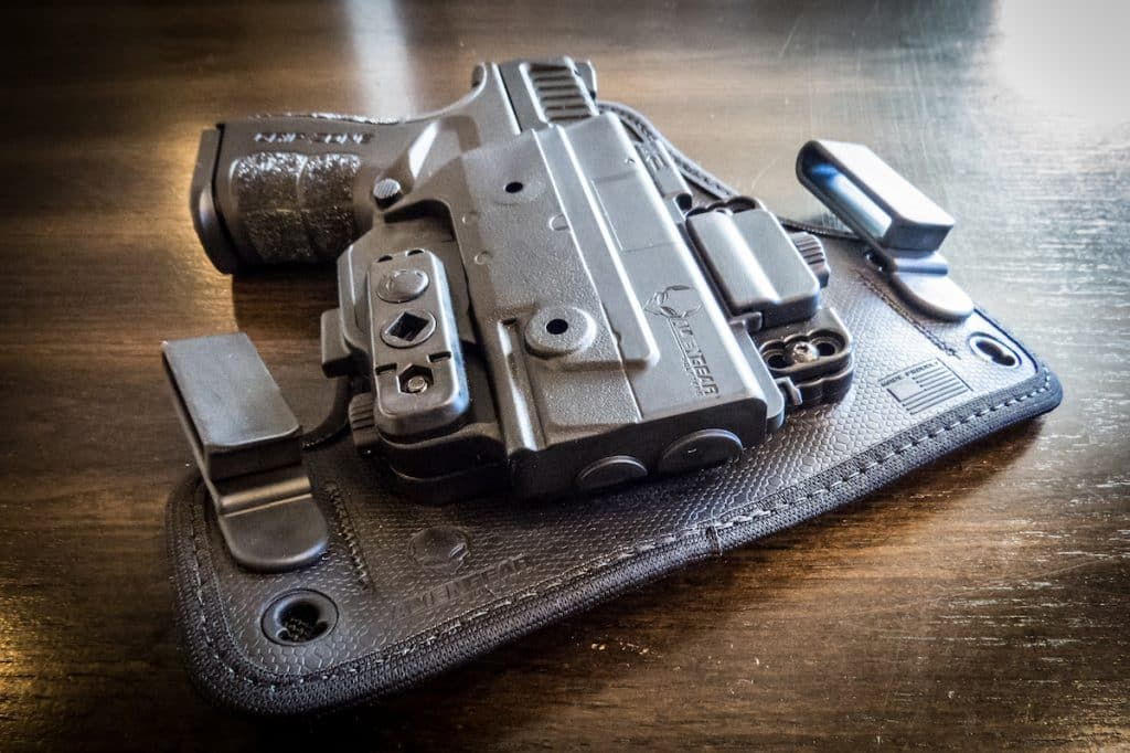 Pros and Cons of Hybrid Holsters for Concealed Carry - USA Carry