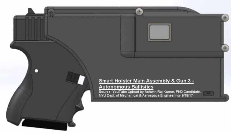 Will a $1 Million Smart Holster Prevent Deaths and Strengthen Gun Safety?