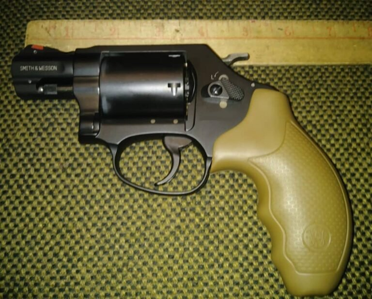 S&W M360 .357 Airweight Review
