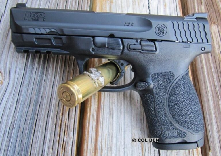 First Look: S&W M&P M2.0 Compact 9mm In-Depth Review