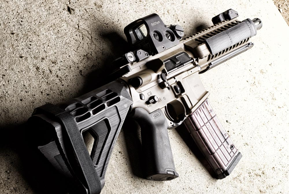 Top 7 Reasons Why You Need An AR Pistol