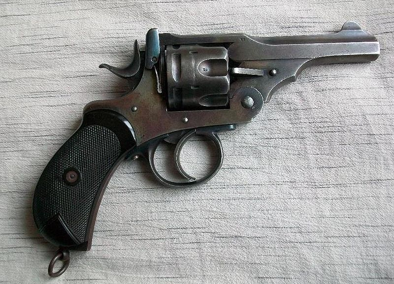 webley top break