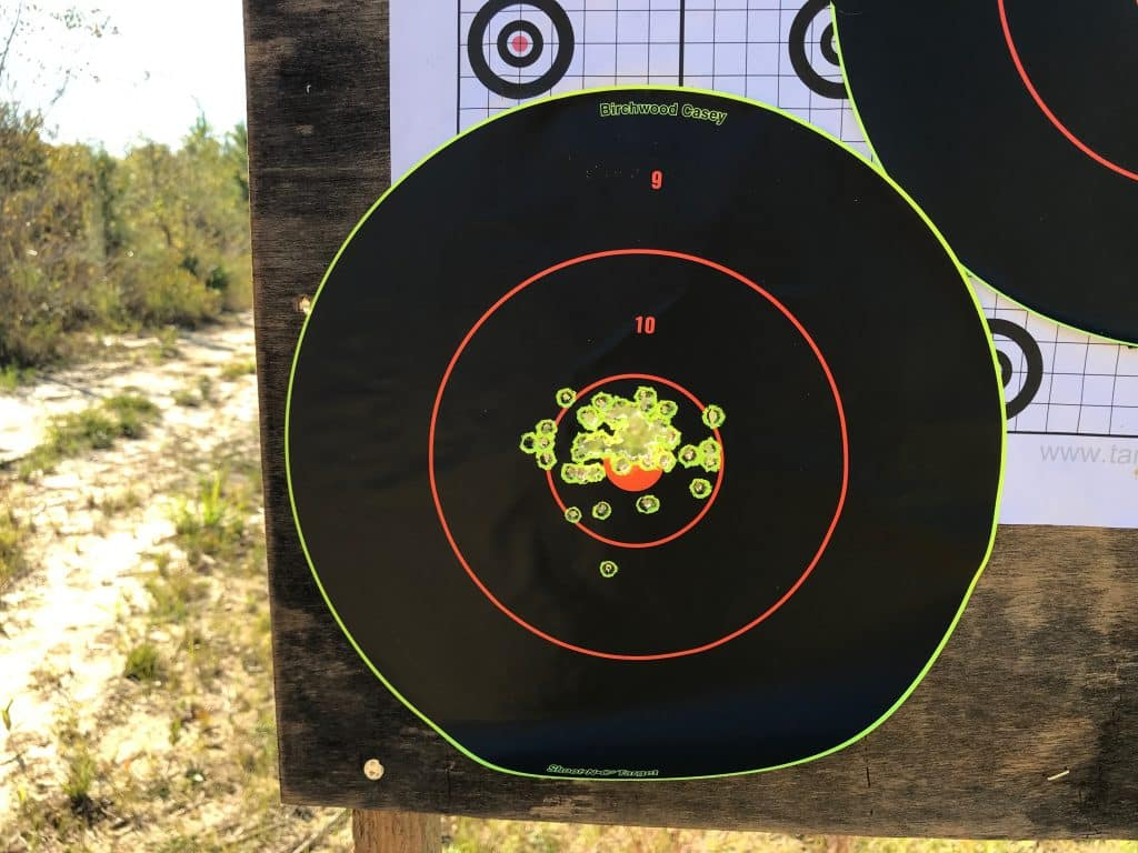 SAINT AR-15 Pistol - 25 Yards
