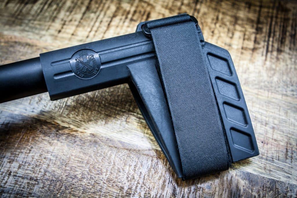 SAINT AR-15 Pistol Brace