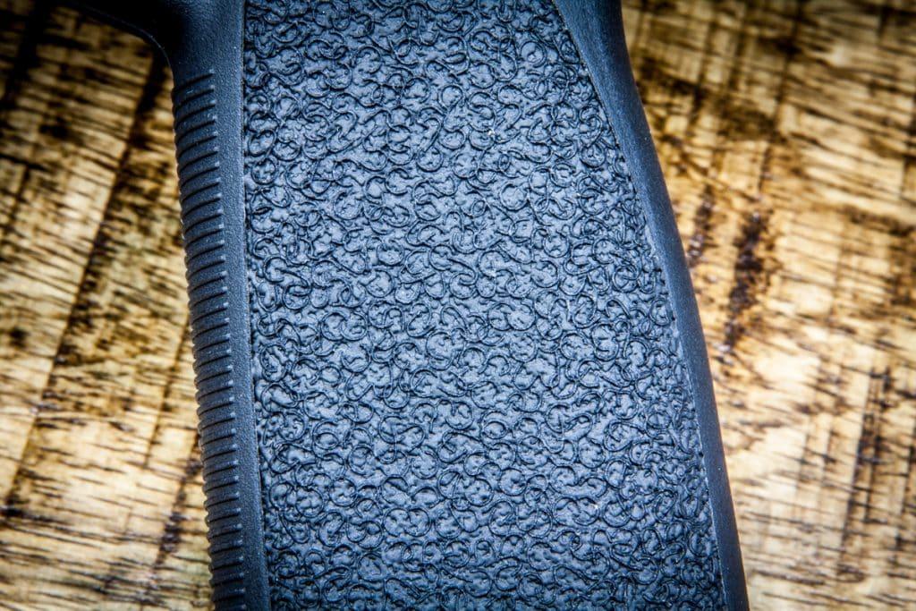 SAINT AR-15 Pistol Grip Texture