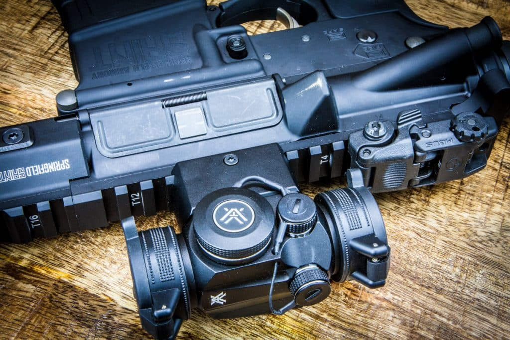 SAINT AR-15 Pistol Picatinny Rail