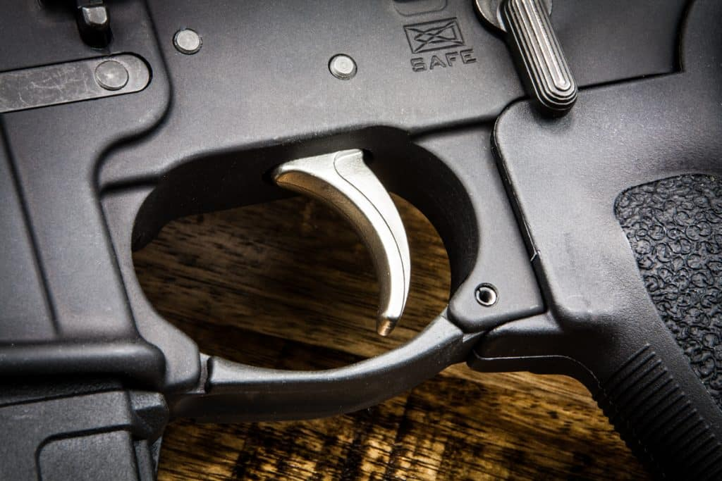 SAINT AR-15 Pistol Trigger