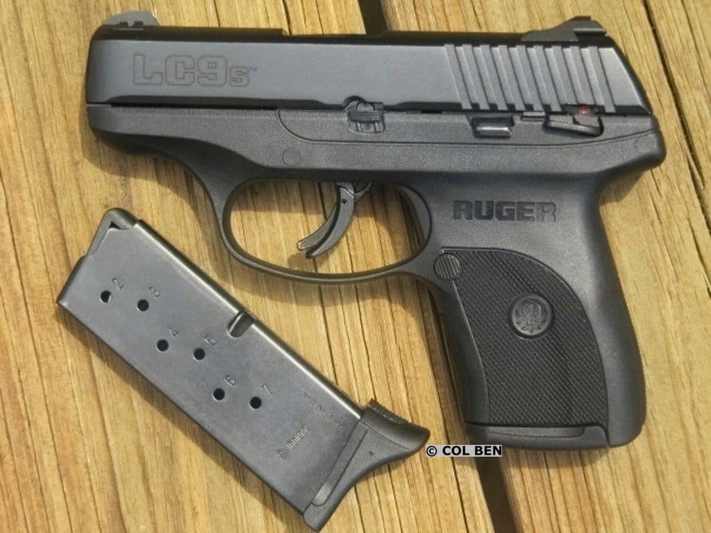 POCKET: Ruger LC9s 9mm