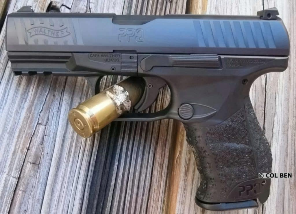 COMPACT: Walther Arms PPQ M2 9mm- Great Trigger