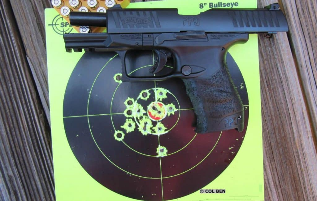 Walther PPQ M2 4-Inch 9mm for Concealed Carry - USA Carry