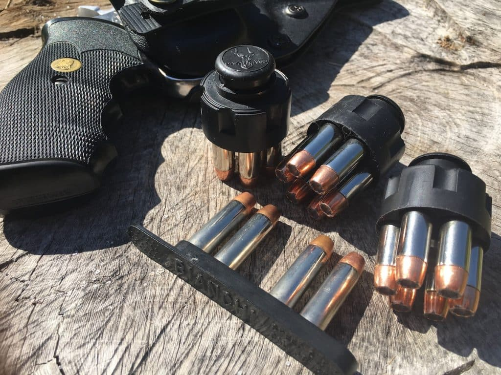 Ruminations: Exploring a Reload Technique for the Revolver