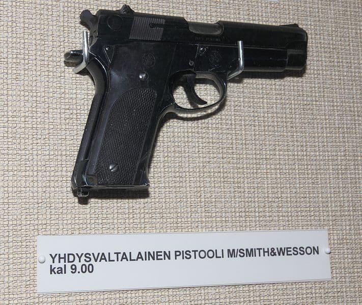 selling a gun