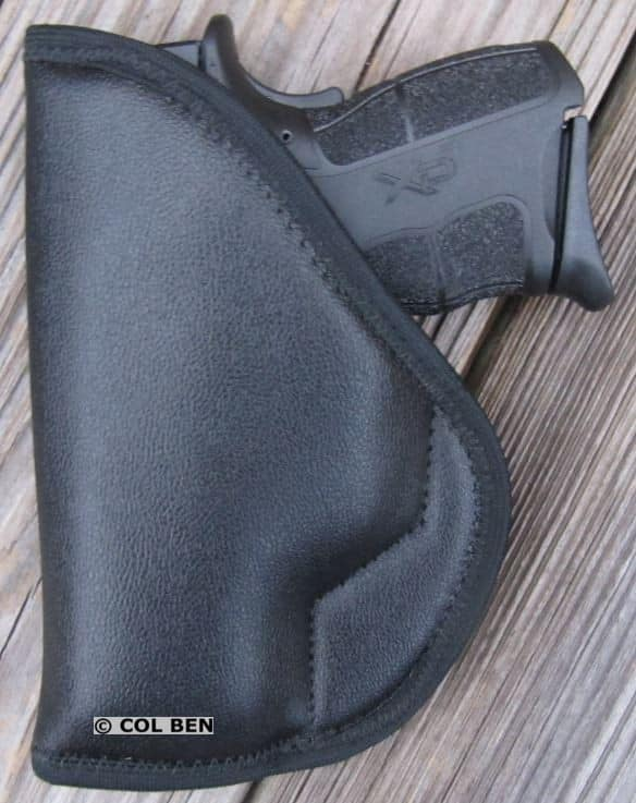 Clinger Holsters' Comfort Cling Pocket Holster