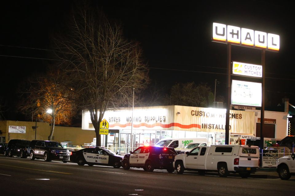 Concealed Carrying U-Haul Employee Justified in Shooting Would-Be  Robber