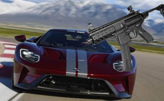 10 Guns That Match With Cars