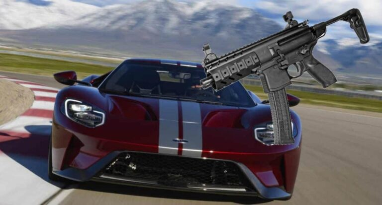 10 Guns That Match With Cars