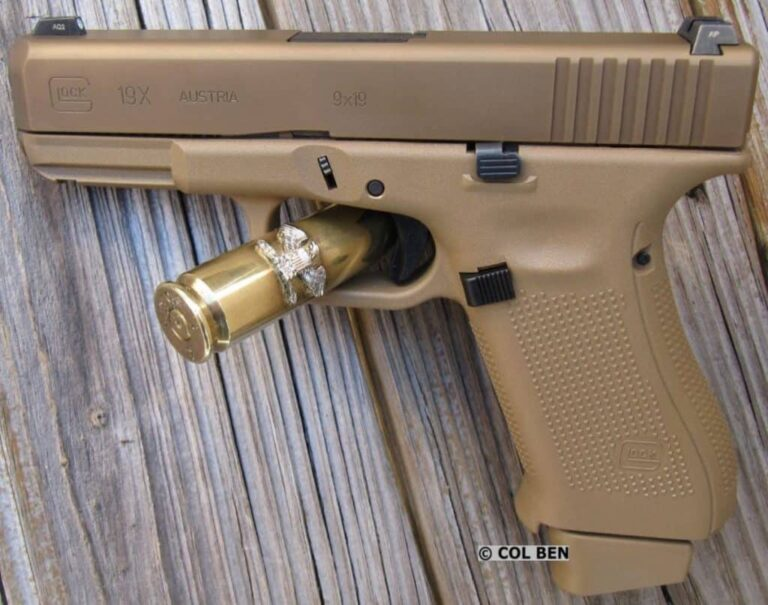 FIRST REVIEW: Glock 19X Crossover 9mm Pistol