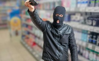 Would-Be Robbers May Want to Think Twice