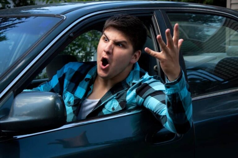Is There A Right Way To Tell Someone Off While Carrying Concealed?
