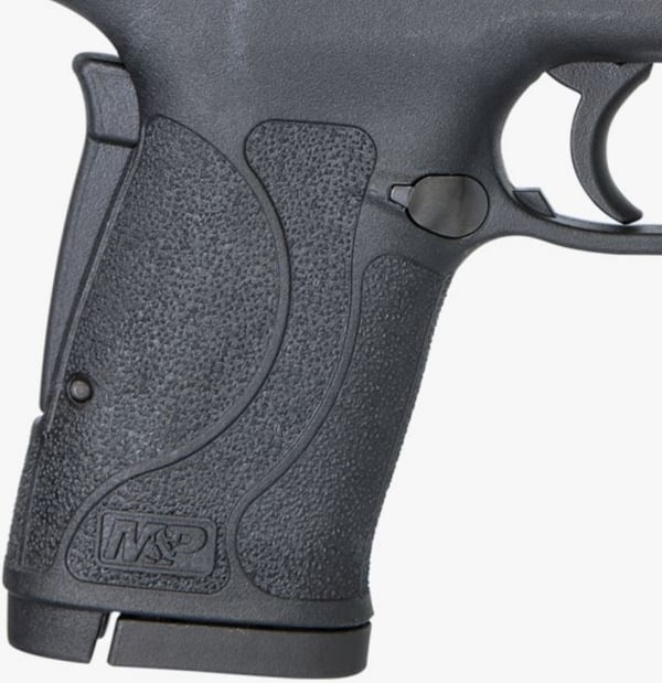 Grip Safety on M&P 380 Shield EZ