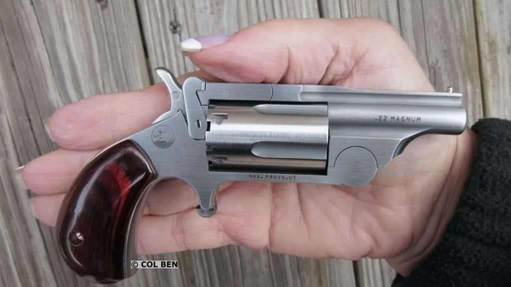FIRST REVIEW: NAA Ranger II Mini Revolver 22 Mag for Backup Carry