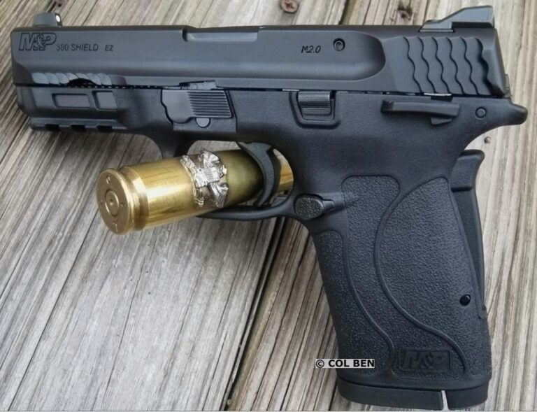 HANDS-ON REVIEW: Smith-Wesson M&P 380 Shield EZ