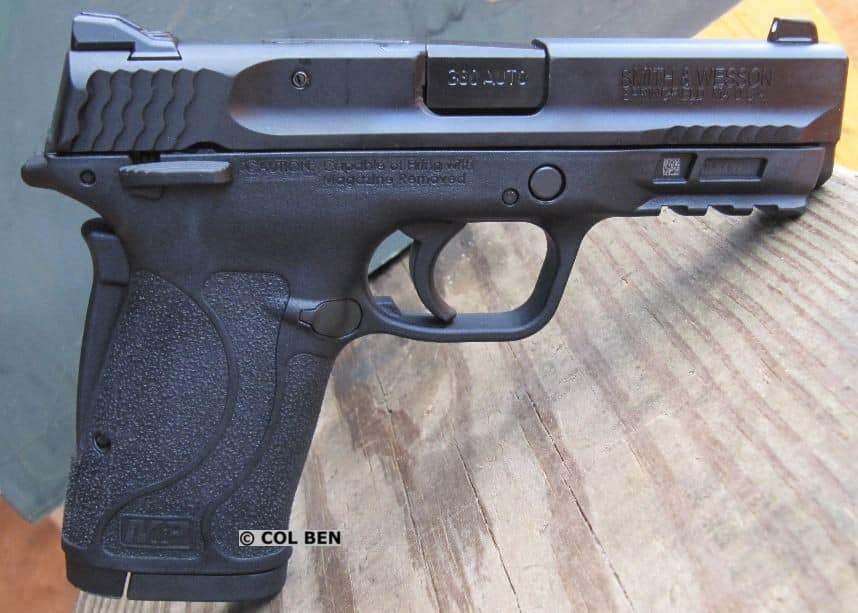 S&W M&P 380 Shield EZ Review