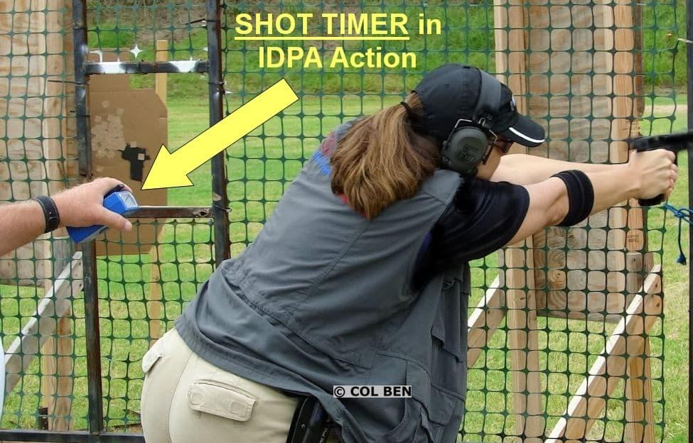 IDPA-Shot Timer