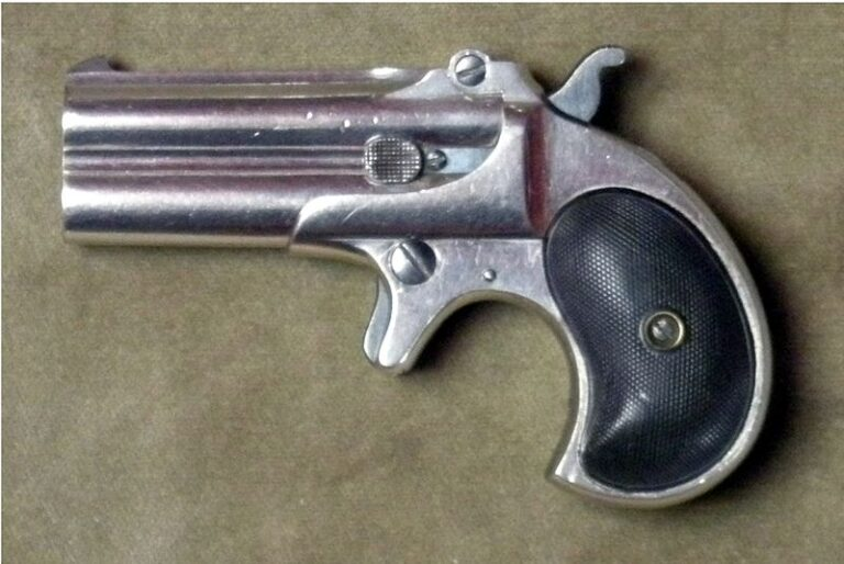 Derringer For Concealed Carry?! It Actually Isn't The Worst Idea