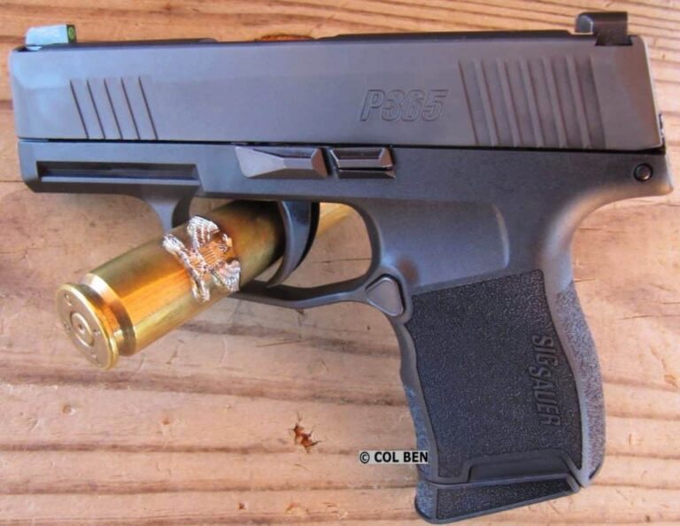 Hands-On: Sig Sauer P365 Review [9mm Micro-Compact]