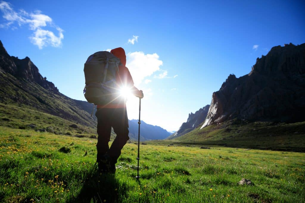 3 Strategies For Carrying While Backpacking