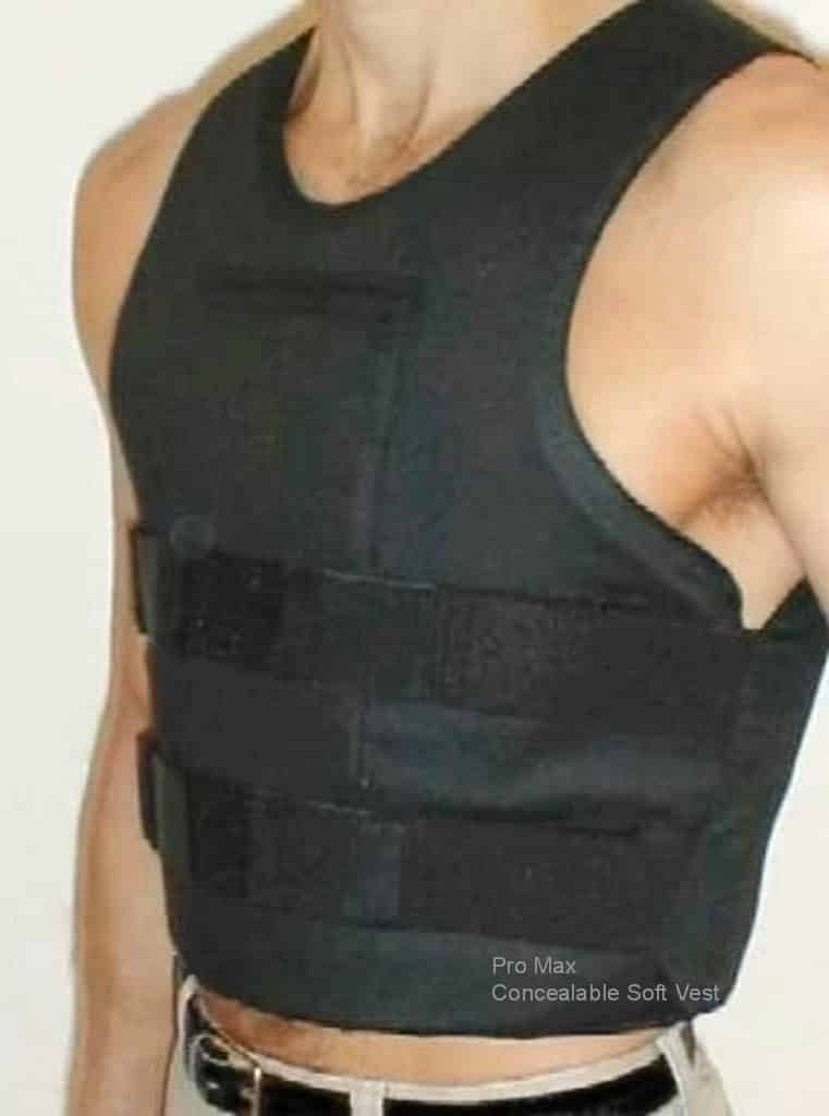 Bulletproof Vests - Pro Max Concealable Vest
