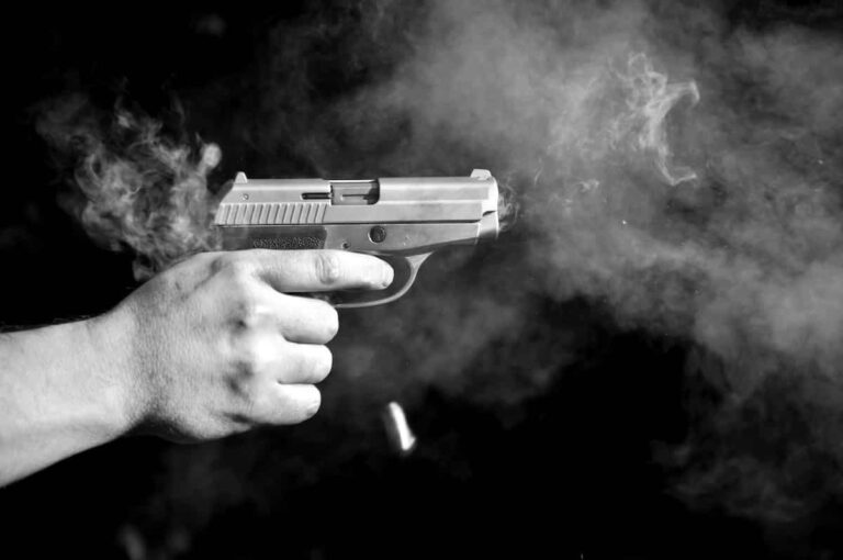 First Aid Considerations After You've Shot Someone In Self-Defense