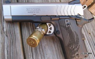 Ruger SR1911 Lightweight Officer-Style Review