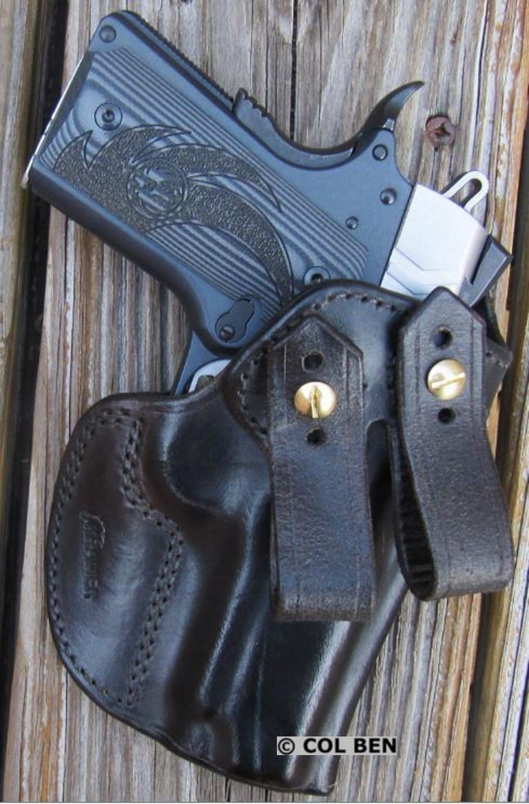 Ruger SR1911 Lightweight Officer-Style Review - USA Carry