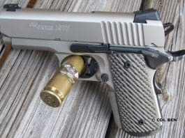 "Sig Sauer 1911 Ultra Compact 3.3"" 9mm Review"