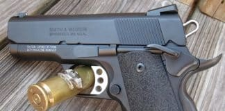 """S&W 1911 Pro Series 3"""" Sub-Compact 9mm Review"""