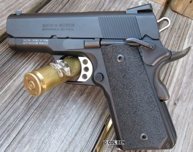 S&W 1911 Pro Series 3″ Sub-Compact 9mm Review