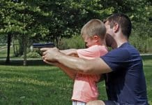 How Old Should Children Be Before You Teach Them To Use Weapons?