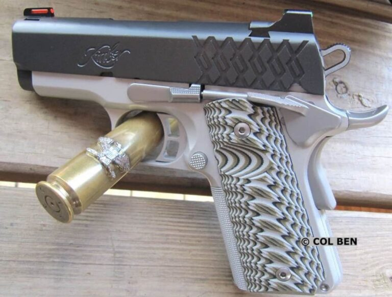 Kimber 1911 Aegis Elite Ultra Sub-Compact 9mm Review