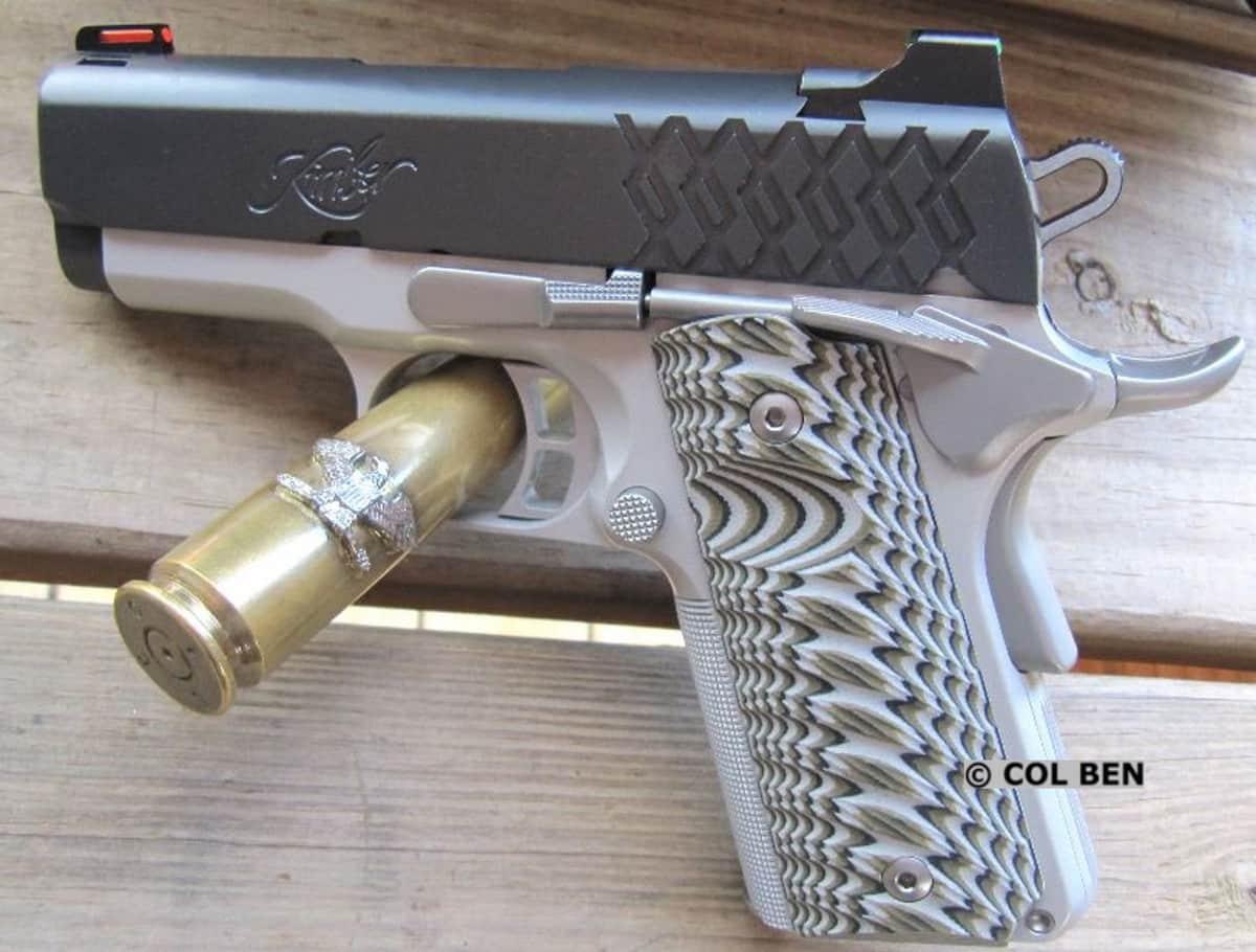 Kimber 1911 Aegis Elite Ultra Sub-Compact 9mm Review - USA Carry